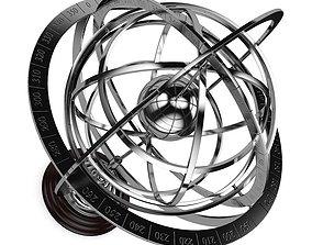 3D model Armillary Sphere