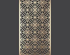 Decorative panel 275 3D