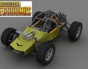 vehicles PUBG buggy 3D Printable model