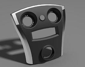 DashboardV1 3D model