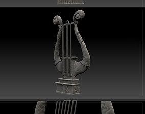 Celtic Harp 3D