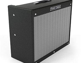 Fender Guitar Amplifier 3D model