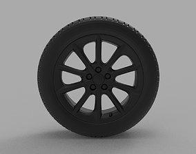 Lexus CT200h 3D printable model