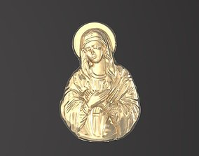 Holy Mother of God 045 3D printable model