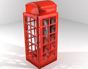 Phonebooth - Classic 3D