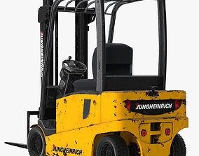 3D model Forklift Jungheinrich 03