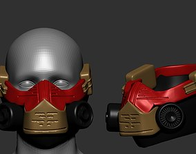 helmet high poly sculpt 3d printable urinal seating