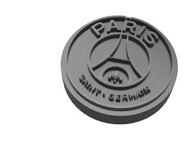 PSG key ring 3D print model