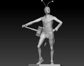 El Chapulin Colorado Chapolin 3D printable model