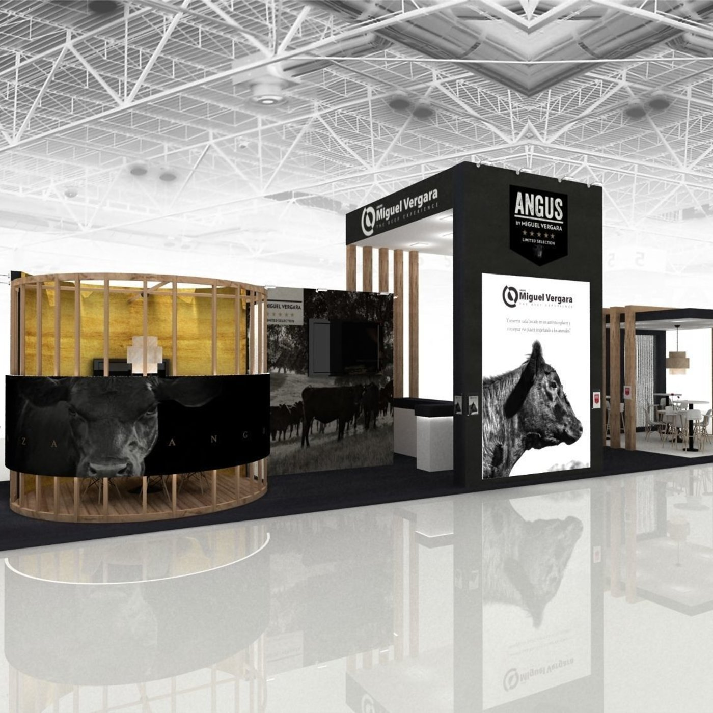 stand Alimentaria 18