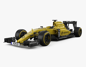 Renault RS16 2016 3D