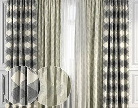 Curtain Set 119 3D