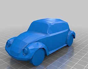 3D printable model VW Beetle