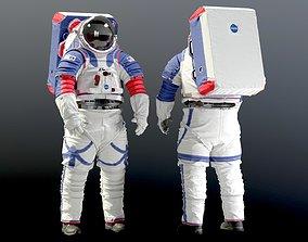 SPACESUIT NASA Artemis XEMU 3D z2
