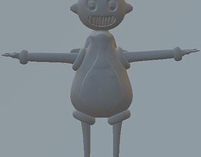 Robot 3D print model