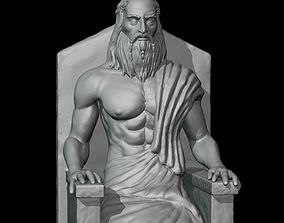 Zeus god printable