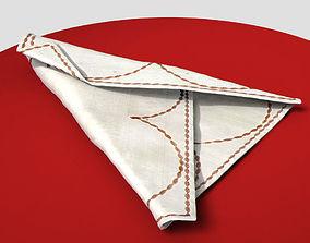 3D Table serviette foldable