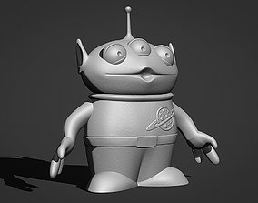 figurines Toy Story Alien 3d print model