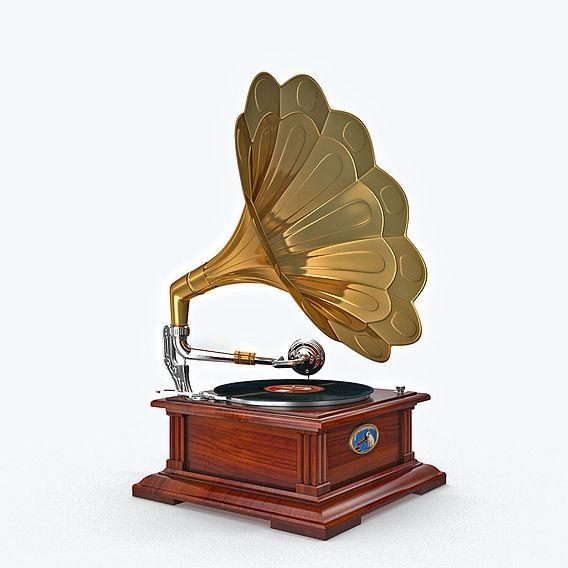 Classic phonograph