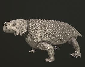 3D print model Scutosaurus