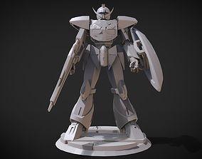3D print model Turn A Gundam