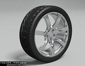 Tire Toyo Ecsta 3D
