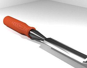 Craftsman Handtools - Chisel 3D