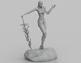 Magik - X-Men 3D print model