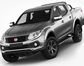 Fiat Fullback 2016 3D model