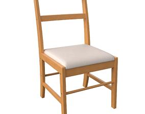 3D asset Chair-16