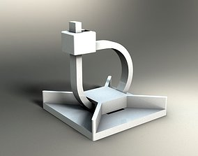Cable Mount - Ty-wrap 3D