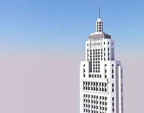 3D printable model Altino Arantes Building art-deco