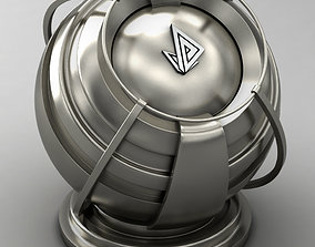 3D VRAY SHADER---METAL---Thallium