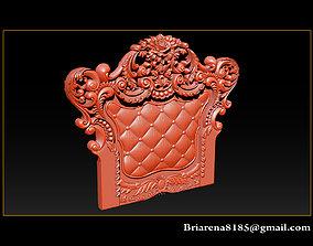 3D print model Furniture wood carving file stl OBJ and 2