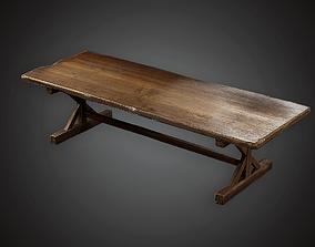 Table - MVL - PBR Game Ready 3D model