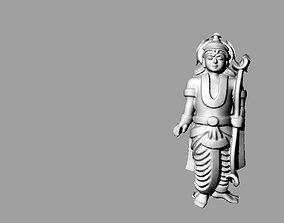 3D print model ram bhagwan