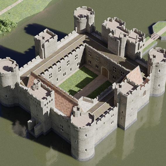 Castle Bodiam