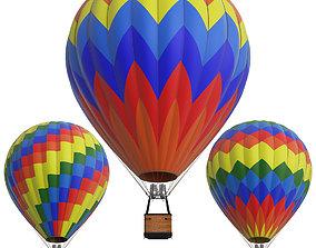 Hot Air Balloons 3D