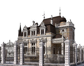 other 3D model Old house