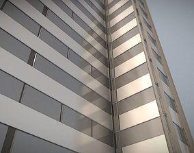 City Building Design T-1 3D