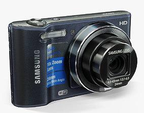 Samsung WB30F Cobalt Black compact digital camera 3D model