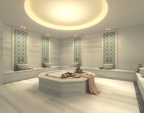 Turkish Bath Vray Next For Sketchup 3D