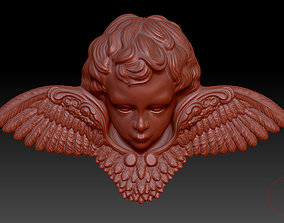 3D printable model 3d angel