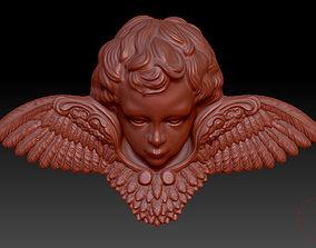 3D print model angel