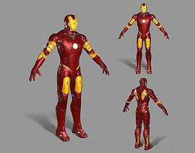 Ironman 3D asset
