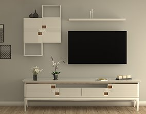 3D muebles TV STAND