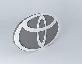 Toyota 3D model