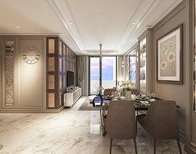 AThang Apartment Livingroom 3D