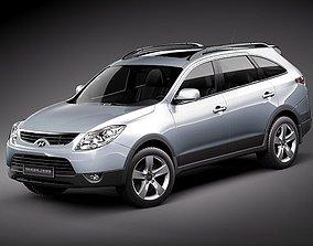 Hyundai ix55 3D