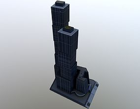 3D model Capital City - City of Capitals